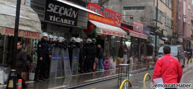 Malatya'da Ülkücüler BDP il binasına yürümek istedi