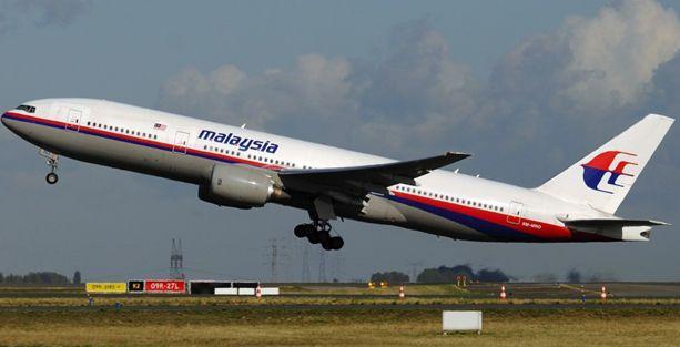 Malezya Havayolları'na ait uçak Ukrayna'da düştü