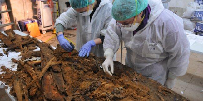 Manastırda bulunan iskeletin Cervantes olduğu kesinleşti