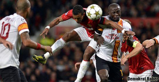 Manchester United - Galatasaray 1-0