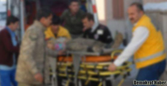 Manisa'da iki şüpheli asker ölümü