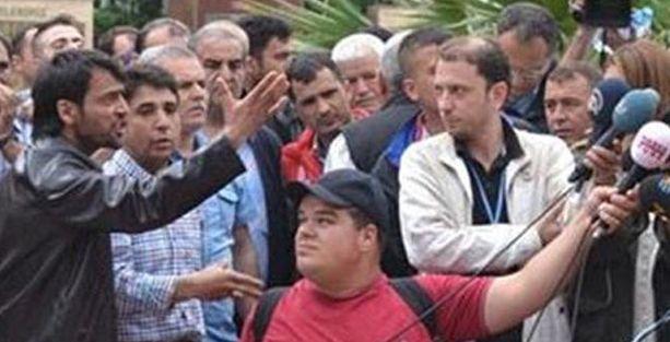 Manisa'da madencilerden iş bırakma eylemi