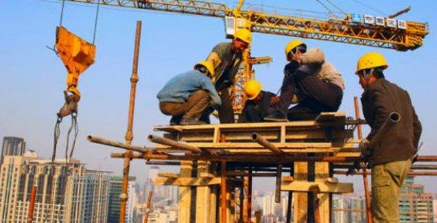 Maraş'ta inşaat çöktü: 9 işçi yaralı
