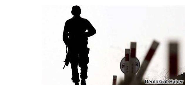 Mardin'de askerler arasında çatışma: 1 ölü
