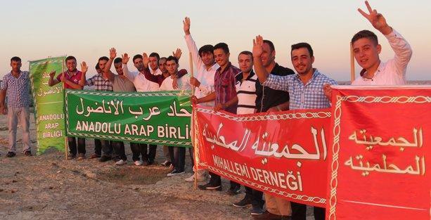 Mardin'de 'Dünya Arapça Günü' kutlaması