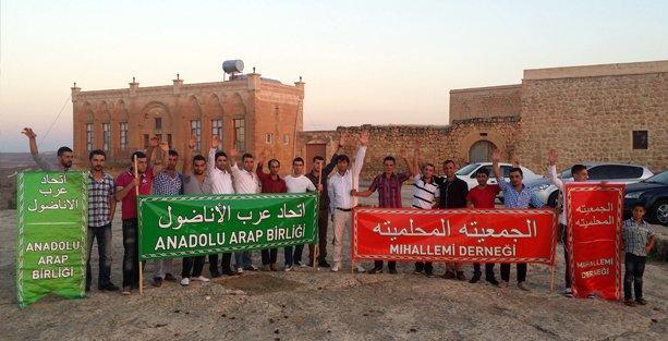 Mardinli Arap ve Mıhallemilerden barış çağrısı