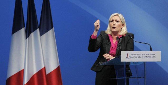 Marine Le Pen'den Türkiye'ye IŞİD mesajı