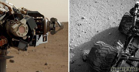 Mars'ta bir şey bulundu, ama ne?