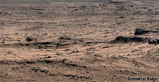 Mars'ta hayat belirtisi yok