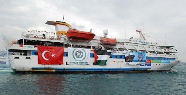 Mavi Marmara'ya takipsizlik