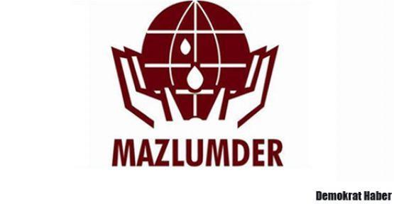 Mazlumder'den Genelkurmay'a tepki