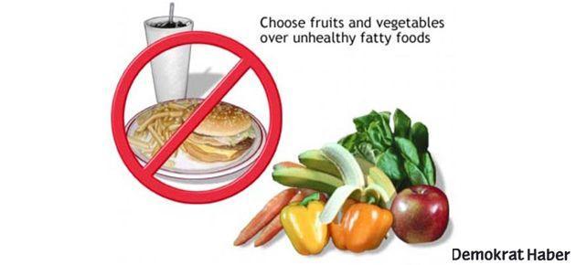 McDonald's'ın dediğini ye, yaptığını yeme!