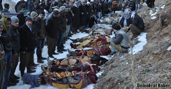 Meclis, Roboski Katliamı'nda sorumlu bulamamış