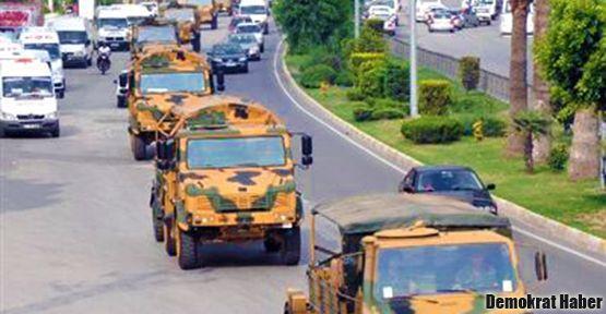 Mecliste Suriye tezkeresi hazırlığı