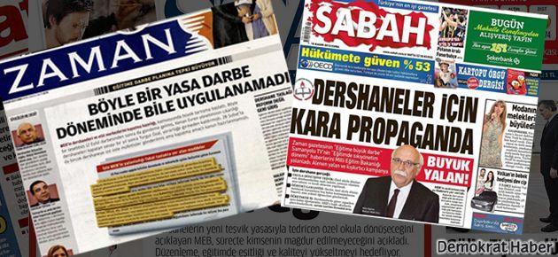 Medyada AKP-Cemaat savaşı patladı!