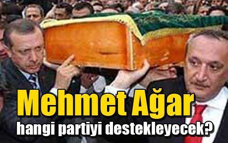 AK Parti'ye 'derin' destek