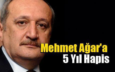 Ve sıra Mehmet Ağar'a da geldi