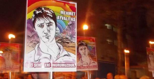 Bir dakika süren Mehmet Ayvalıtaş davası 2016'ya ertelendi