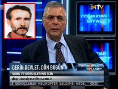 Mehmet Eymür gözaltında