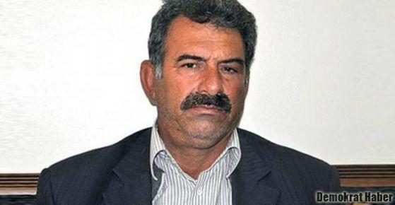 Mehmet Öcalan İmralı'da