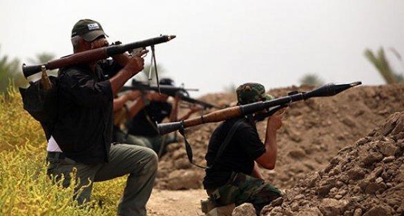 Mehzem bölgesi IŞİD'ten geri alındı