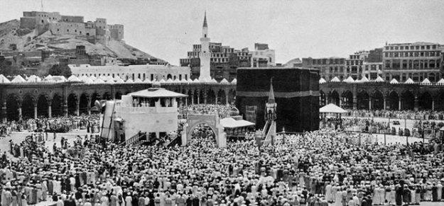 Mekke'den Ermeni Soykırımı çağrısı