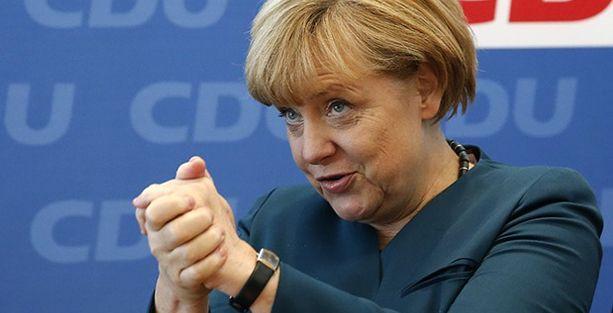 Merkel: Biz İsrail'in tarafındayız
