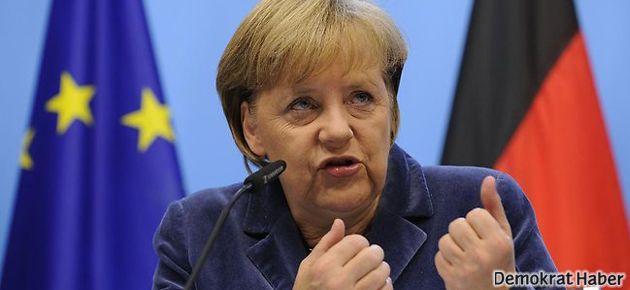 Merkel'den 'Gezi' açıklaması