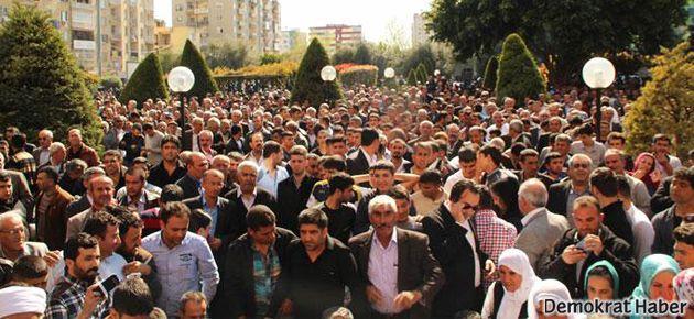 Mersin'de BDP-CHP gerginliği devam ediyor