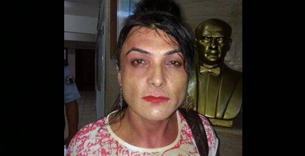 Mersin'de polisten translara sokak ortasında işkence!