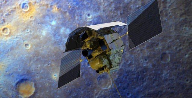 Messenger uzay aracı Merkür'e çarparak imha oldu