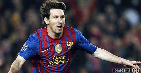Messi'den Galatasaray'a övgü