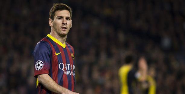 Messi'den 'Soma' mesajı