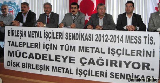 Metal-İş: Türk Metal'le aramızda sınıf mücadelesi var