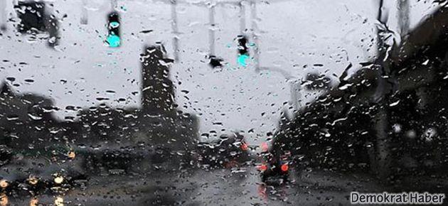 Meteoroloji'den Marmara uyarısı: Bu ilçelere dikkat