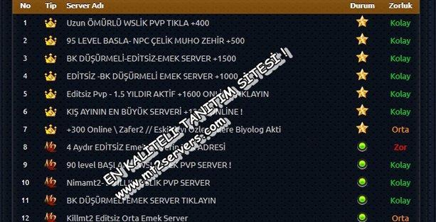 Metin2 Pvp Serverler de Npcler Hakkında Kısa Bilgi