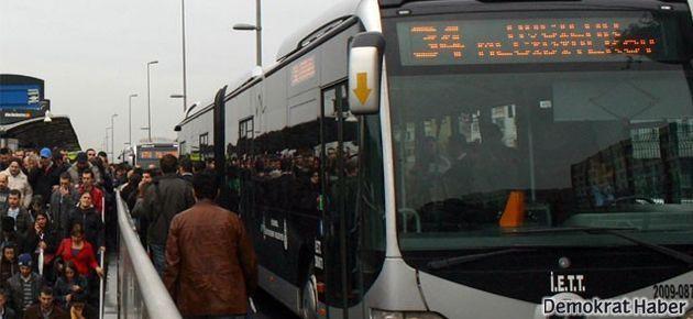 Metrobüs kabusu sona mı eriyor?