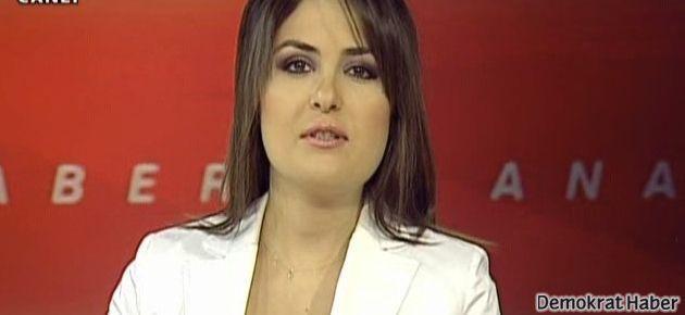 MHP gafı TRT spikerini işinden etti