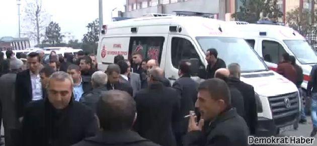 MHP seçim bürosunda silahlı kavga!