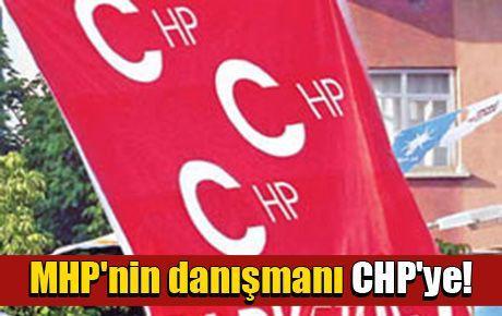 MHP'nin danışmanı CHP'ye!