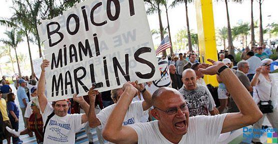 Miami'de Castro kavgası