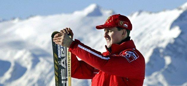Michael Schumacher'in bilinci yerine geliyor