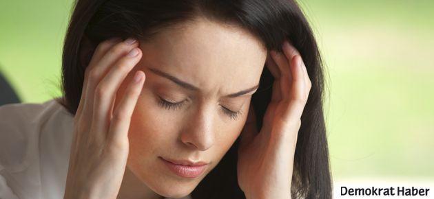Migren ve depresyon beyni küçültüyor