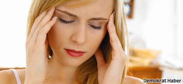Migrende ağrı kesici bağımlılık yapıyor
