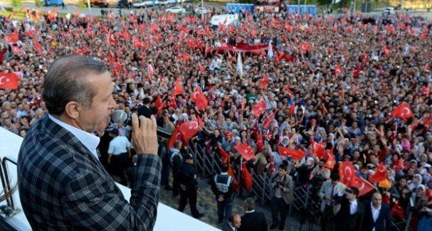 Milli Eğitim Müdürlüğü'nden Erdoğan mitingine çağrı