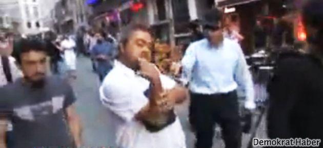 Mis Sokak esnafından polise: Sizin yüzünüzden!