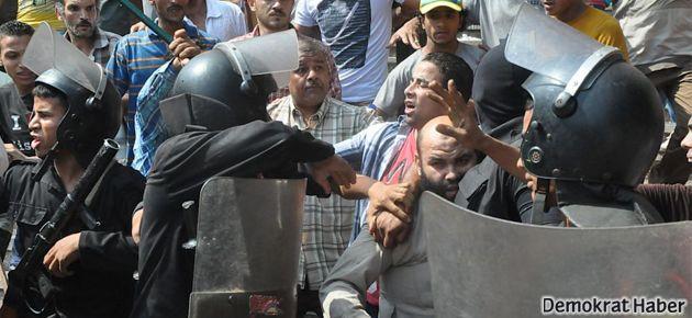 Mısır cinayetler ülkesi oldu