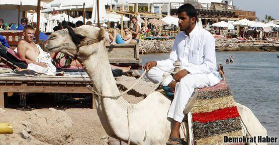 Mısır'a vize kalkacak