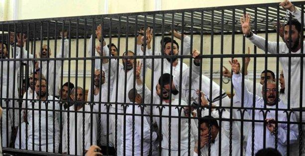 Mısır'da 185 idam cezası daha