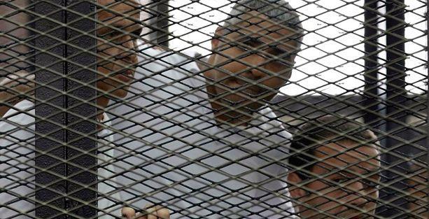 Mısır'da 3 gazeteciye hapis cezası